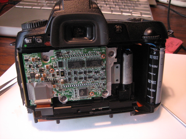 D70 Teardown