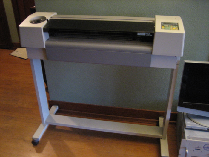Mutoh iP-530 Plotter