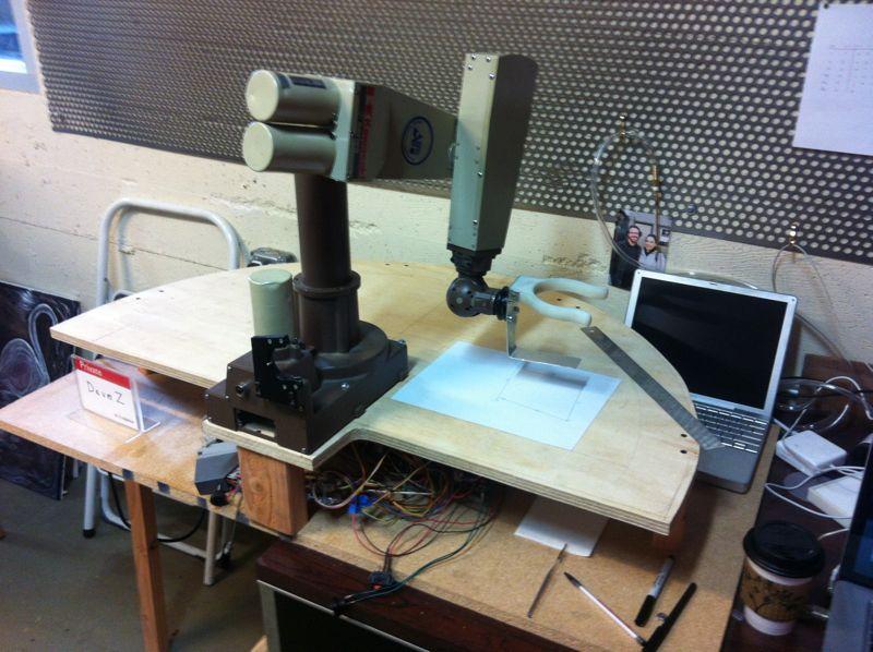 Prototype Table