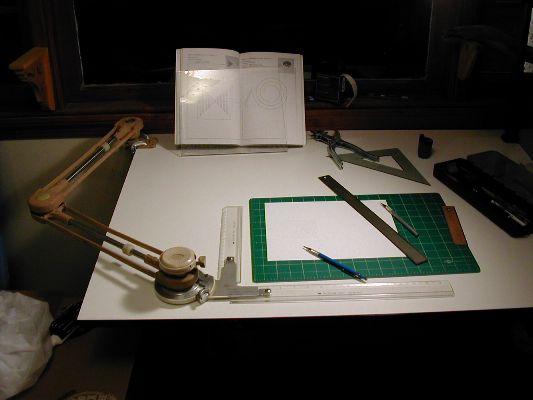 Drafting Machine