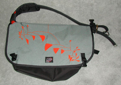 Reload Messenger Bag
